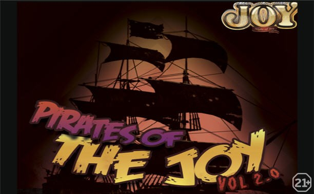 Pirates Of The JOY 2.0
