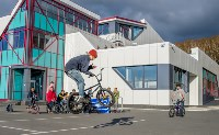Sakhalin game of scoot and bike, Фото: 63