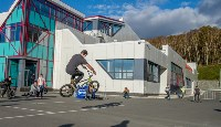 Sakhalin game of scoot and bike, Фото: 74