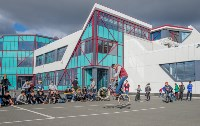 Sakhalin game of scoot and bike, Фото: 20